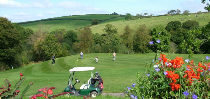 Over 400 golf buggies available for hire